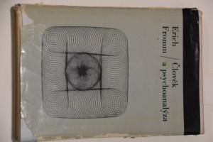 náhled knihy - Člověk a psychoanalýza