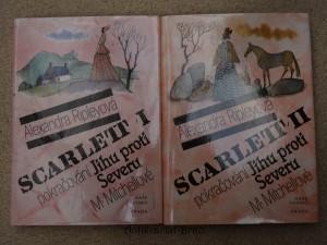náhled knihy - Scarlett I, II - Pokračování jihu proti severu