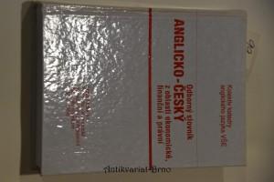 náhled knihy - Odborný slovník anglicko-český z oblasti ekonomické, finanční a právní