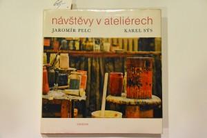 náhled knihy - Návštěvy v ateliérech