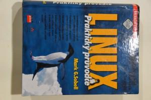 náhled knihy - Linux : praktický průvodce