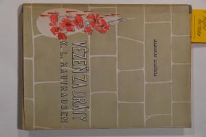 náhled knihy - Vězeň za dráty : K.L. Mauthausen