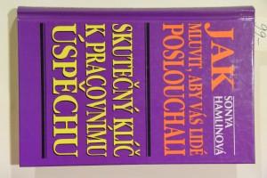 náhled knihy - Jak mluvit, aby vás lidé poslouchali
