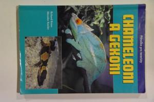 náhled knihy - Chameleoni a gekoni : příručka pro teraristy