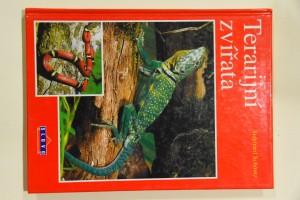 náhled knihy - Terarijní zvířata