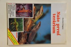náhled knihy - Naše první terárium