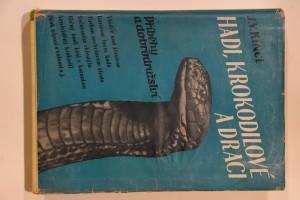 náhled knihy - Hadi, krokodilové a draci : příběhy a dobrodružství