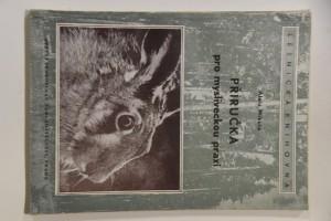 náhled knihy - Příručka pro mysliveckou praxi