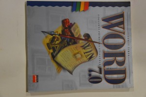 náhled knihy - Microsoft Word 7.0 pro Windows 95 : základní příručka uživatele
