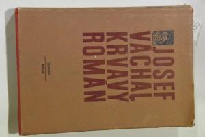 náhled knihy - Krvavý román : [studie kulturně a literárně historická]
