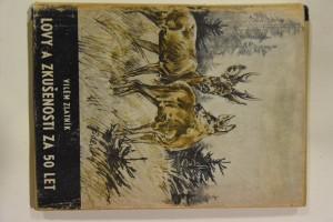náhled knihy - Lovy a zkušenosti za 50 let