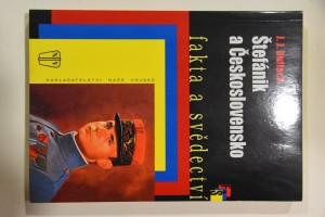 náhled knihy - Štefánik a Československo