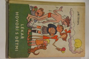 náhled knihy - Lékař hovoří s dětmi