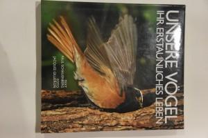 náhled knihy - Unsere Vögel Ihr Erstaunliches Leben