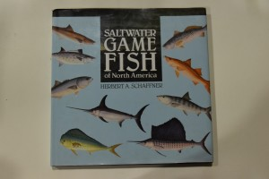 náhled knihy - Saltwater Game Fish of North America