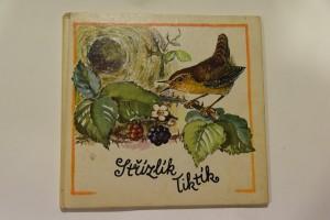 náhled knihy - Proč ten ptáček z větve nespadne