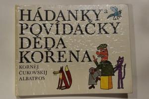 náhled knihy - Hádanky a povídačky děda Kořena