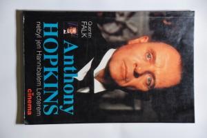 náhled knihy - Anthony Hopkins : nebyl jen Hannibalem Lecterem