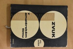náhled knihy - Zvuk v amatérském filmu