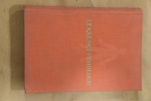 náhled knihy - Lékařská fysiologie. Díl 1
