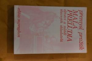 náhled knihy - Malá preludia : dětství a mládí slavných skladatelů