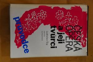 náhled knihy - Česká opera a její tvůrci : průvodce