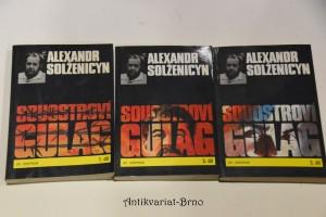 náhled knihy - Souostroví Gulag : 1918-1956 : 3 svazky