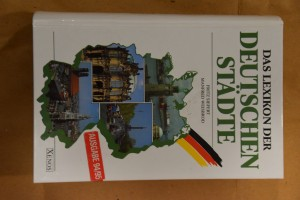 náhled knihy - Das Lexikon der deutschen Städte