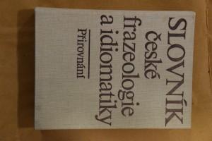 náhled knihy - Slovník české frazeologie a idiomatiky. [Sv. 1], Přirovnání
