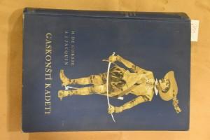 náhled knihy - Gaskonští kadeti