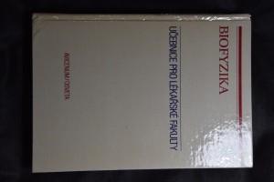 náhled knihy - Biofyzika : celost. vysokošk. učebnice pro lék. fakulty