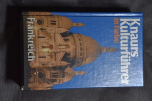náhled knihy - Knaurs Kulturführer in Farbe, Frankreich