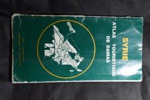 náhled knihy - Syrie atlas touristique de damas