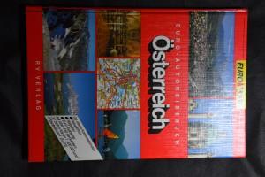 náhled knihy - Österreich Euro-Autoreisebuch