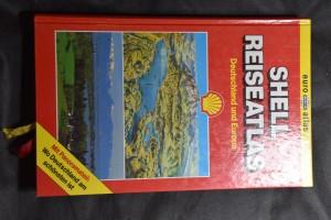 náhled knihy - Shell Reiseatlas - Deutschland