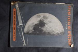 náhled knihy - První cesta ke hvězdám