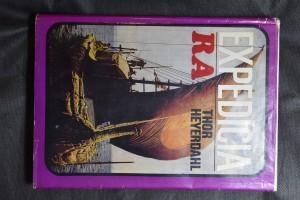 náhled knihy - Expedícia RA