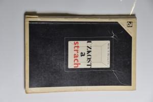 náhled knihy - Úzkost a strach