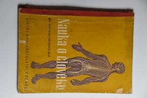 náhled knihy - Nauka o člověku pro třetí třídu  středních škol