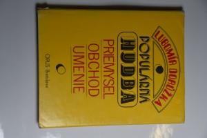 náhled knihy - Populární hudba - Priemysl obchod umenie