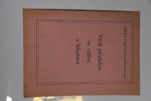 náhled knihy - Včelí produkty ve výživě a lékařství