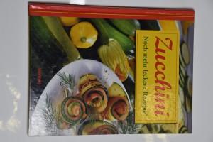 náhled knihy - Zucchiny Noch mehr leckere Rezepte!
