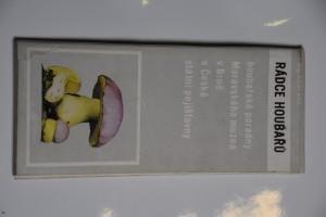 náhled knihy - Rádce houbařů