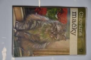 náhled knihy - Chováme mačky