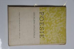 náhled knihy - Poesie Jaroslava Zatloukala