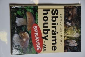 náhled knihy - Sbíráme houby - ale správně