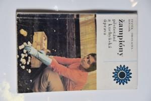náhled knihy - Žampióny : pěstování a kuchyňská úprava