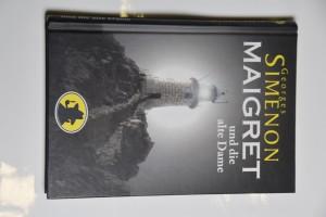 náhled knihy - Maigret und die alte Dame