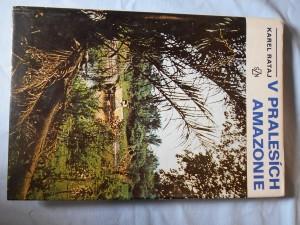 náhled knihy - V pralesích Amazonie