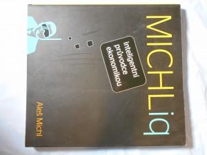 náhled knihy - MICHLiq : inteligentní průvodce ekonomikou